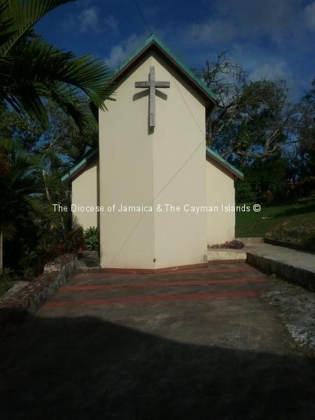 St. Anne's Chapel - Hillcrest Retreat