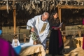 Communion service led by the Archbishop of Canterbury the Most Revd and Rt Hon Justin Welby at the Baptism Site by the River Jordan - Anglican Communion Primates' Meeting 2020