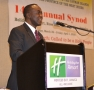 """Dr. Hopeton Dunn's presentation on """"The Electronic and Social Media as vehicles for the transmission of Values"""""""