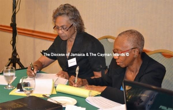 Lady Rheima Hall & Beverly Newell