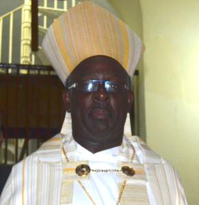 Bishop Golding