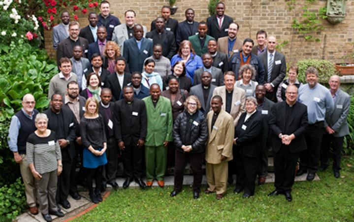 Jamaica's Daren Evans Among Seminarians Attending UK Course