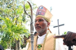 Sermon preached by the Rt. Rev. Howard Gregory Bishop of Jamaica & The Cayman Islands at the Brotherhood of St. Andrew Convention  held in the St. Gabriel's Church, May Pen  on November 7, 2015