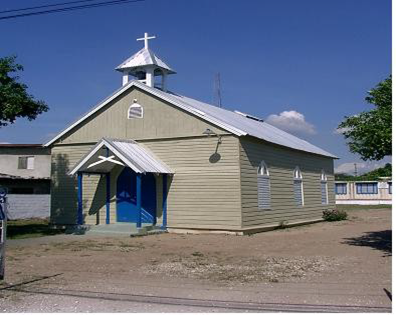 St. Clement's Mission, Kencot – 100 years old