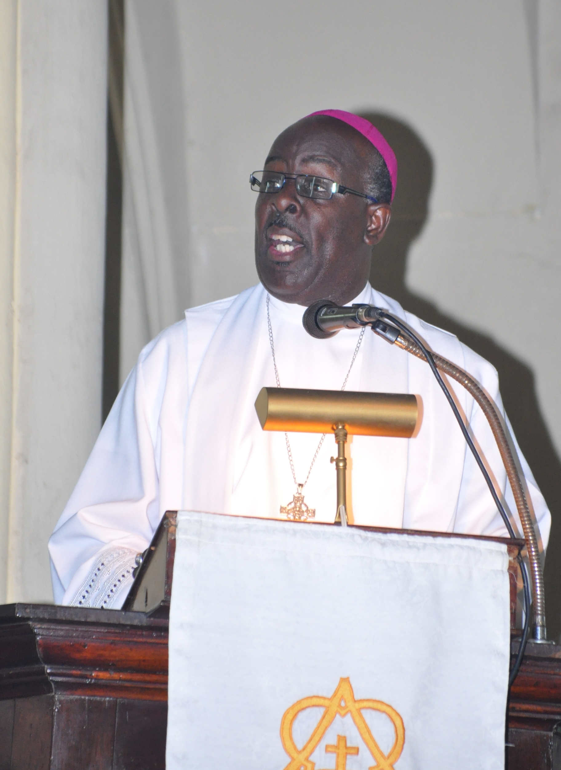 Sermon delivered by The Rt. Rev. Leon Golding ,  Suffragan Bishop of Montego Bay on  Cathedral Sunday – Feast of Christ the King November 23, 2014 at the Cathedral of St. Jago de la Vega, Spanish Town,  celebrating 350 years as an Anglican site of worship and 190th Anniversary of the establishment of the Diocese.