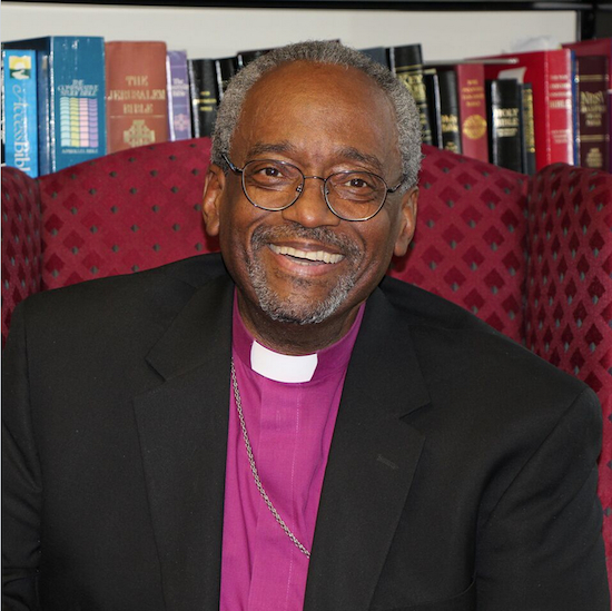Episcopal Church Elects First African-American Presiding Bishop
