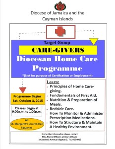 Home Care Programme