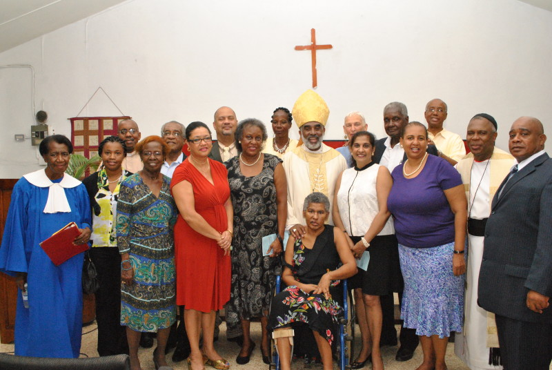 St. Andrew Settlement Anniversary.2015