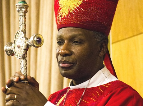 South African Archbishop Calls for Renewed Vision
