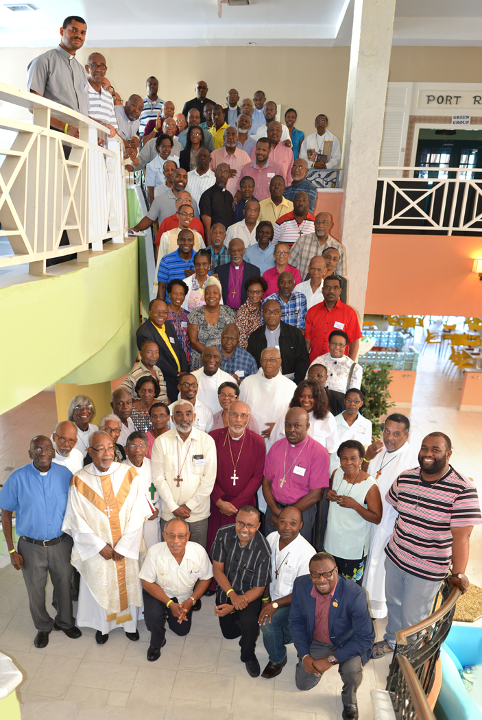 Group Photos – Synod 2016