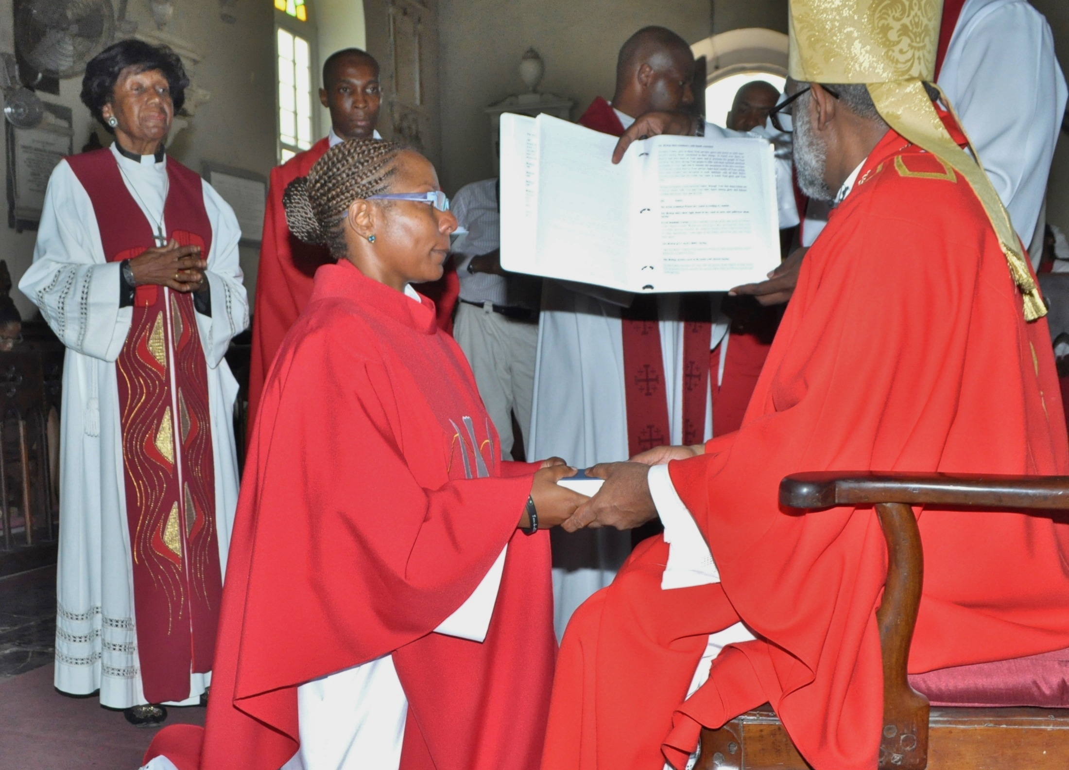 Four for Ordination on June 26