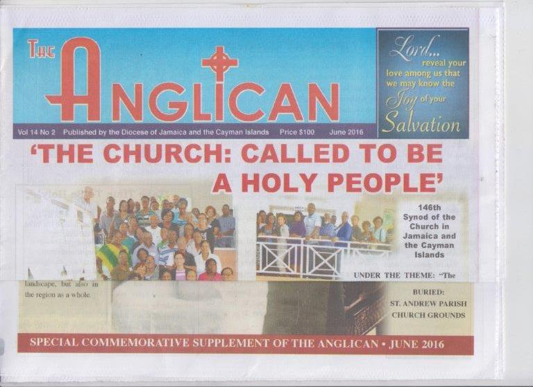 The Anglican – Double Issue for June