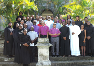 CPWI Bishops, Members of the Provincial Standing Committee & Students