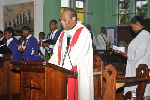 Rev. Whitson Williams