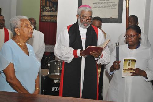 Rt. Rev. Robert Thompson