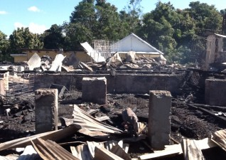 Diocese Launches Clifton Boys' Home Rebuilding Fund