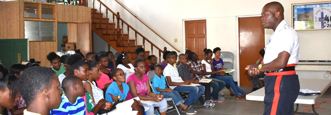 AYF Leadership Workshop