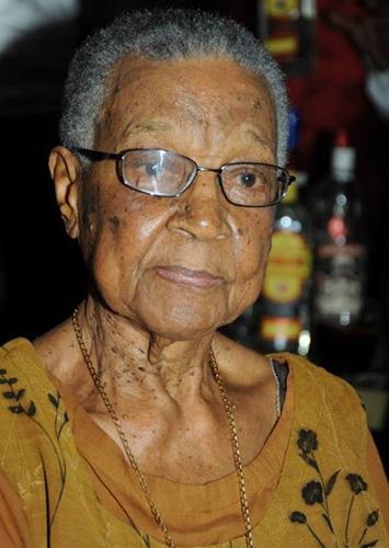 Dr. Heloise E Elfreda Lewis, CD OD – Centenarian