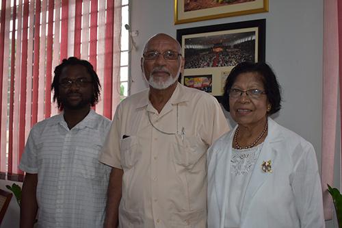 Anglican Alliance Representative visits Jamaica