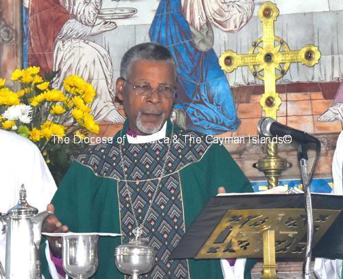 Province Honours Retiring Archbishop Holder