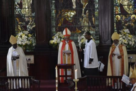 Sermon at the Opening Service of the 148th Synod of the Church in Jamaica and the Cayman Islands