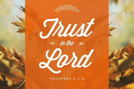 Bible Moment: Trust & Obedience