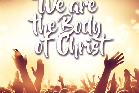 Bible Moment: WE are the body…