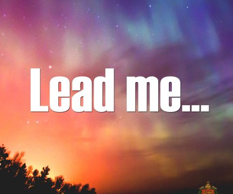 Bible Moment: Lead me in your Righteousness