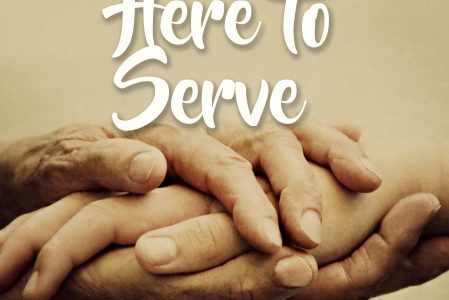 Bible Moment: Here to Serve