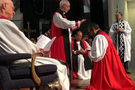 Chile Becomes Anglican Communion's 40th Province