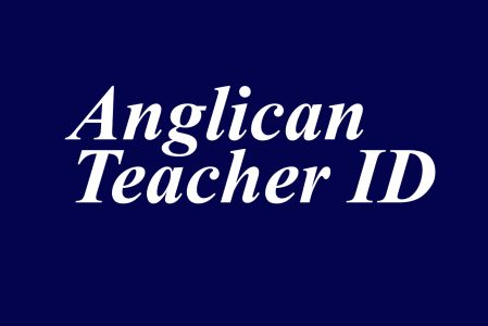 ID of Anglican Teachers Retired and In-Service
