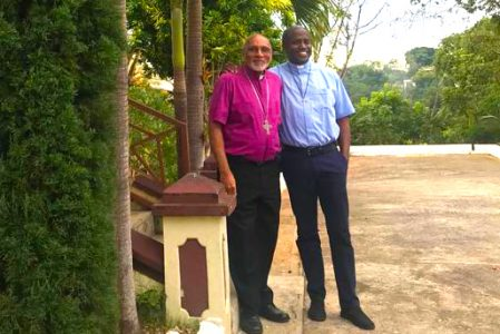 New Bishop's Consecration in Barbados