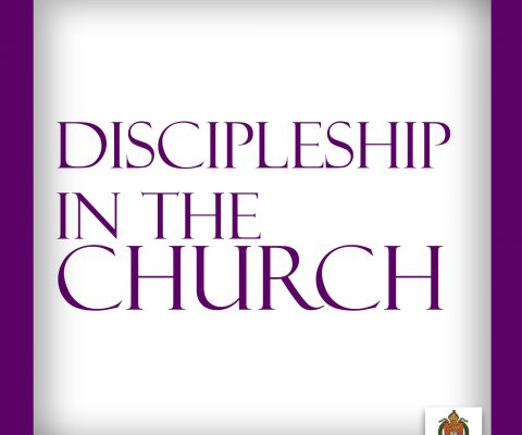 Bible Moment: Discipleship in Church