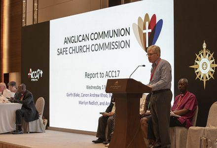 ACC asks Churches to adopt international safeguarding guidelines
