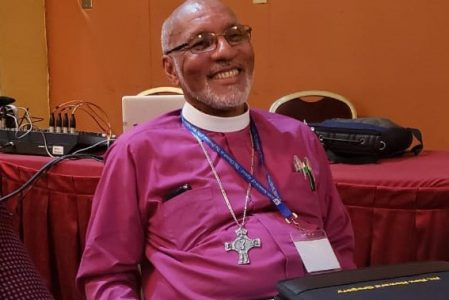 Bishop Howard Gregory is the New Archbishop of the West Indies