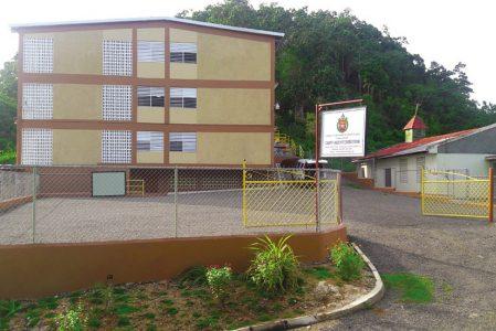 Camp Auchtembeddie