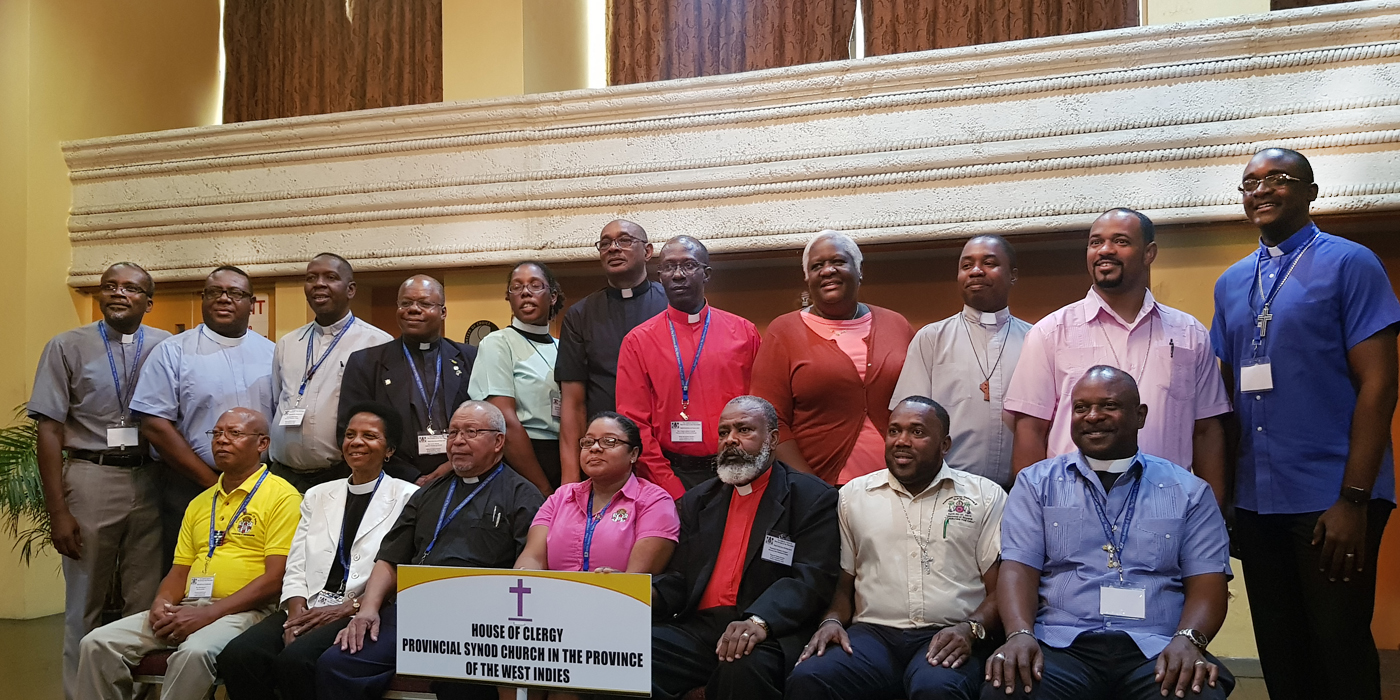 House of Clergy – Provincial Synod 2019