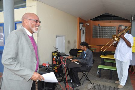 Archbishop Gregory Receives Warm Greeting on Return to Jamaica
