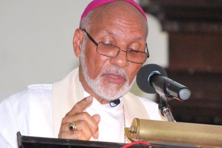 Sermon preached on the occasion of the Recognition Service to mark my Election as the 13th Archbishop of the Province of the West Indies, in the Cathedral of St Jago de la Vega, on October 10, 2019.