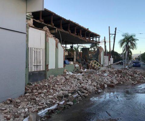 Puerto Rico earthquakes severely damage churches