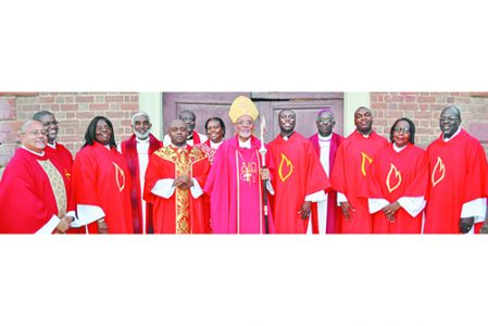 Nine Candidates Ordained on June 30