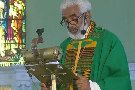 Final Sermon as Bishop of Kingston.