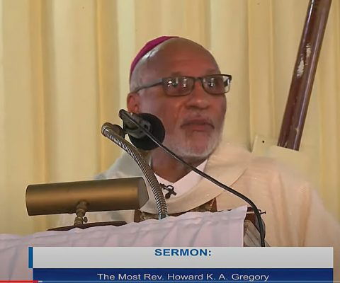 Sermon Preached by Archbishop Howard Gregory