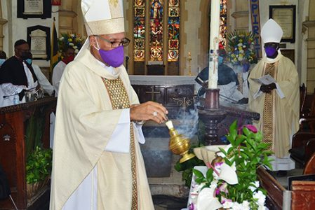 Sermon preached at the funeral for the late Canon Ernle Gordon