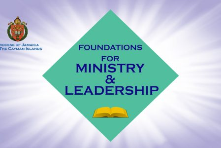 FOUNDATIONS FOR MINISTRY & LEADERSHIP