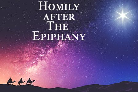 Epiphany (season) Homily with Archbishop