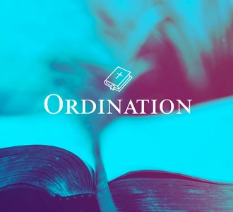 Nine Persons to be ordained