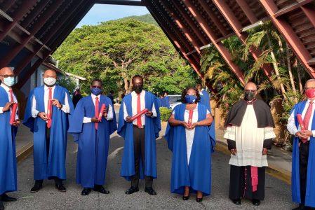 Graduation at UTCWI
