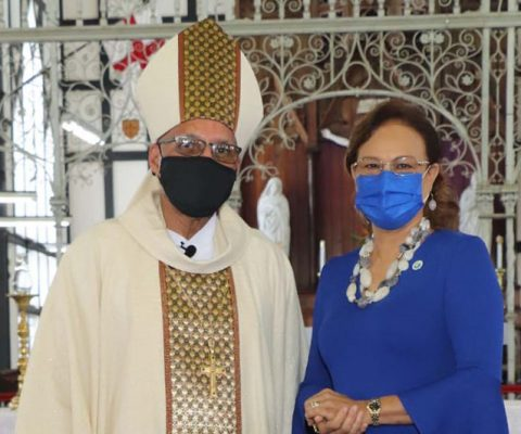 Take the COVID-19 Vaccine  Archbishop Gregory and MU Worldwide President Urge the Province